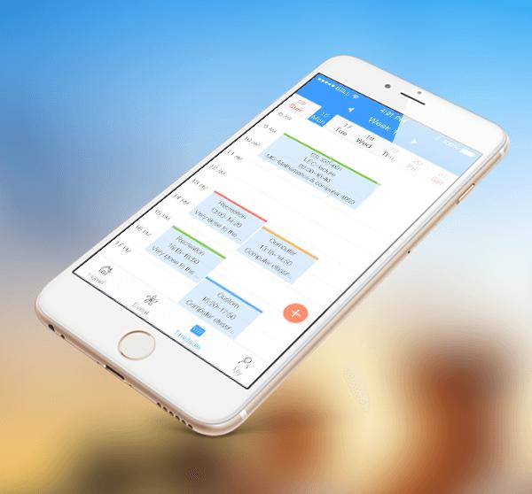 加拿大Uni智慧校园app开发